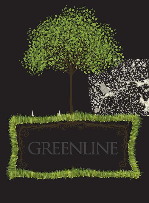 גינון בקו ירוק